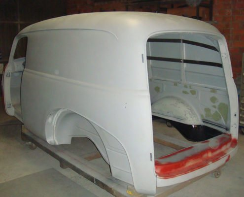 1947 Chevrolet Pannel 3100 Short