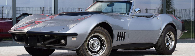 Corvette C3 Stingray Cabrio