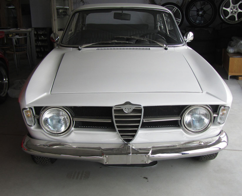Alfa-1300-Kantenhaube