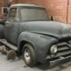 1955 Ford F-100 Pick Up (Custom Cab)